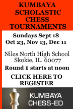 Chess Ed Fall 2016 Tournaments
