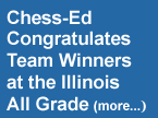 Chess Ed Winners at the 2016 Illinois All-Grade