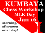 Chess-Ed King Day Workshop
