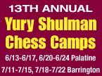 GM Shulman Chess Camp 2016