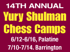 GM Shulman Chess Camp 2017