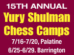 GM Yury Shulman Summer Chess Camp