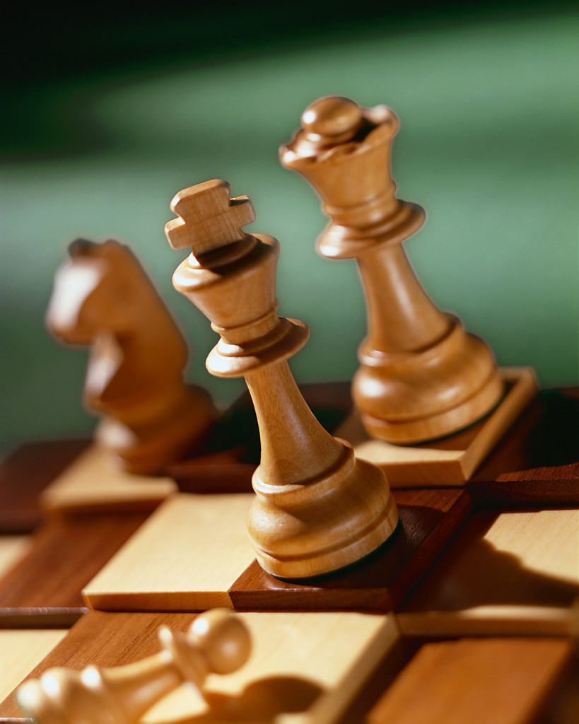 April Chess Roundup